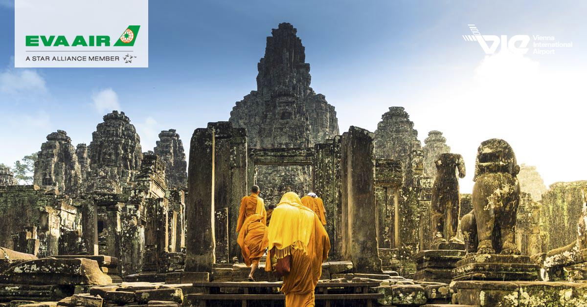 7 vecí, ktoré musíš v Kambodži zažiť!