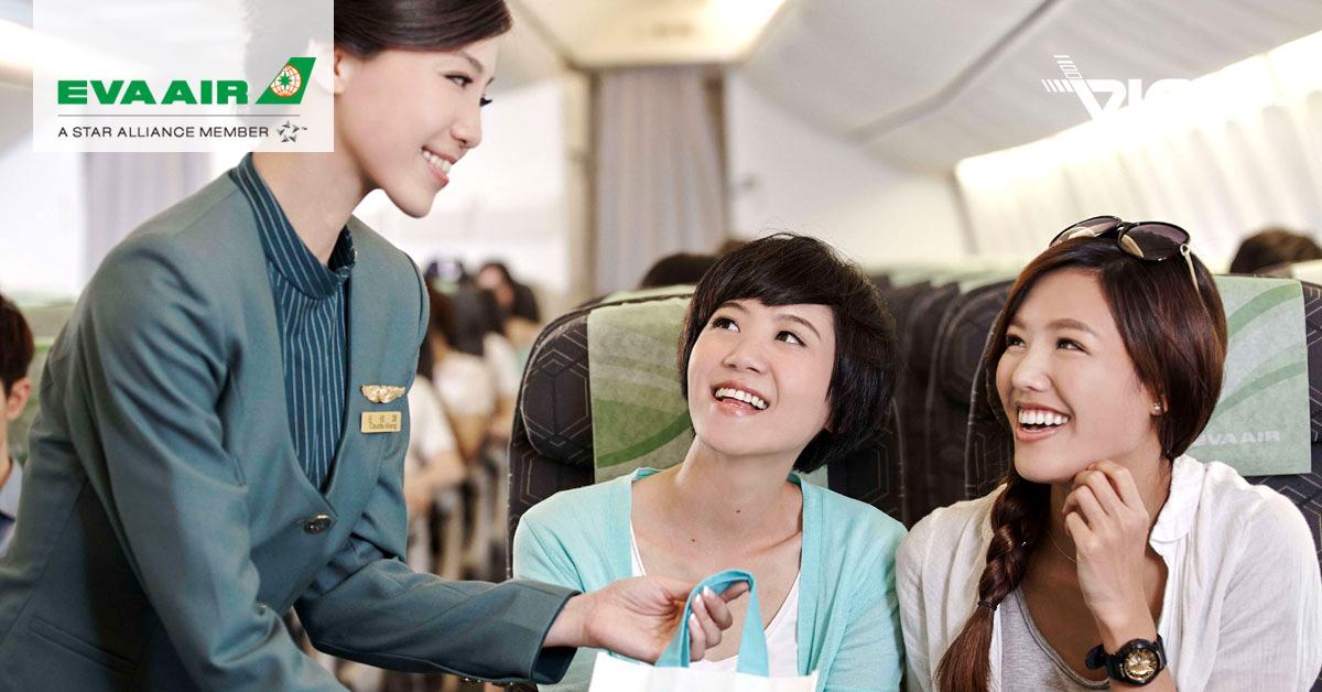 EVA Air bude od marca 2018 lietať z Viedne denne!