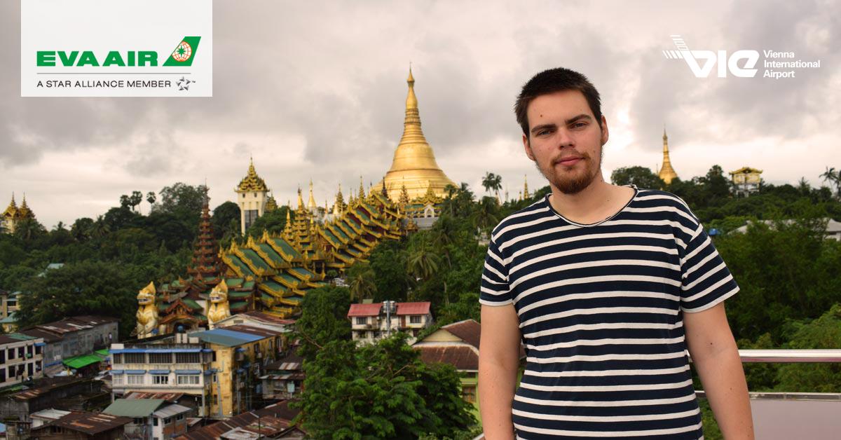 Precestovali sme Bangkok a Mjanmarsko za 3 týždne: 2. časť