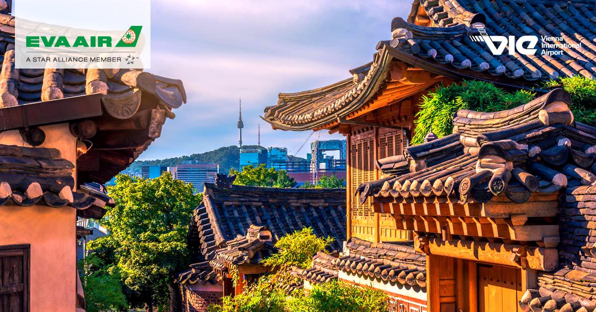 10 najlepších atrakcií v Južnej Kórei