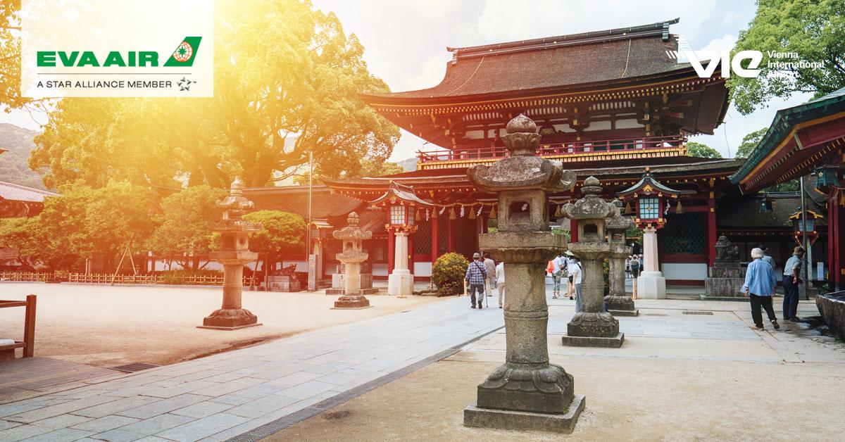 10 dôvodov, prečo navštíviť Fukuoku