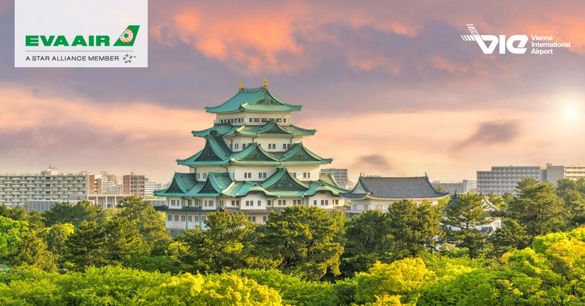 10 dôvodov, prečo navštíviť Nagoyu