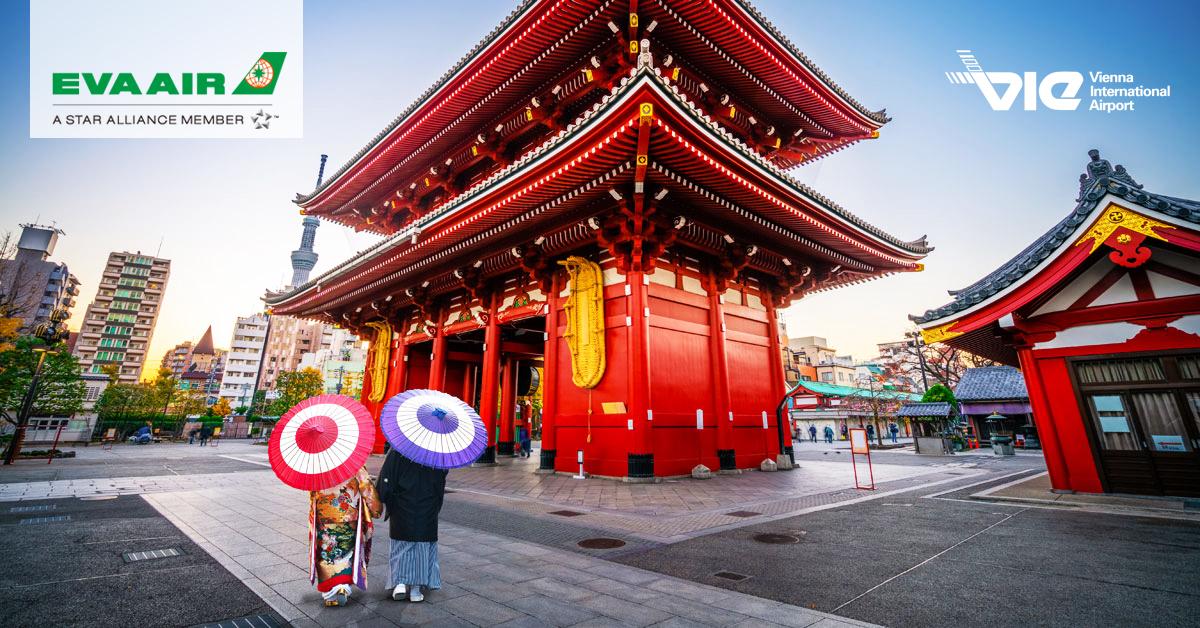 10 najlepších atrakcií v Tokiu