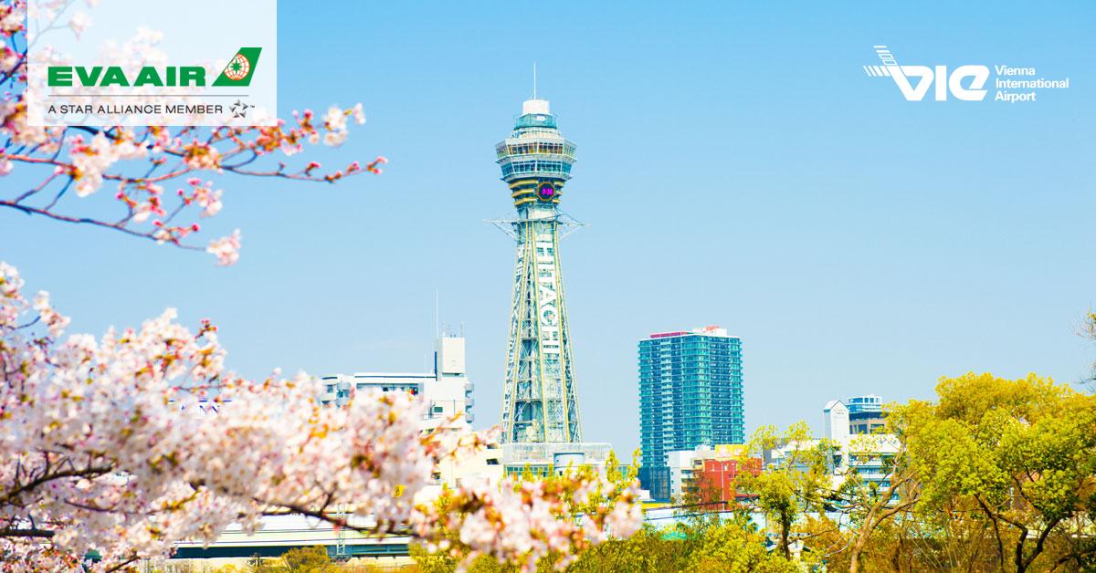 Osaka - miesto plné prekvapení