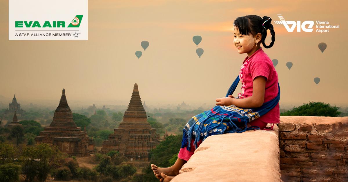 10 dôvodov, prečo navštíviť Mjanmarsko
