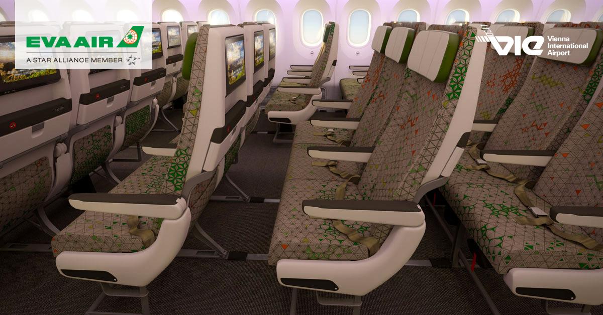 EVA Air prichádza s prvým Boeingom 787-9 Dreamliner