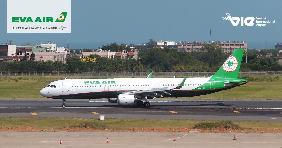 EVA Air zavádza od júla denný let medzi Taipei a Chiang Mai