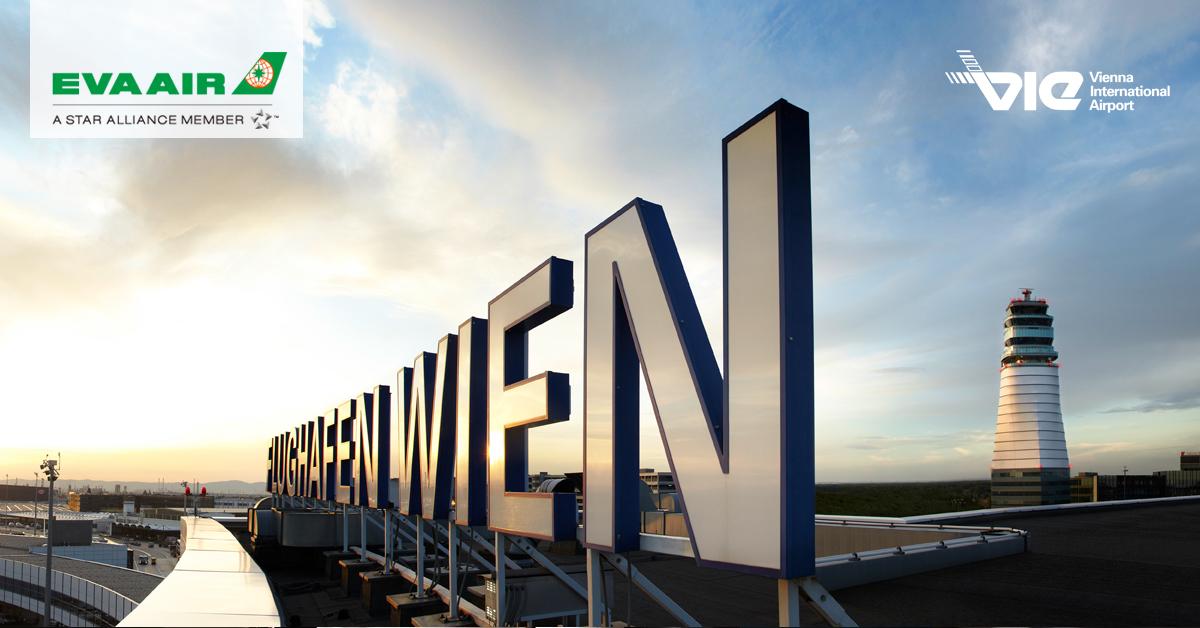 EVA Air oslavuje príchod prvého lietadla Dreamliner do Viedne