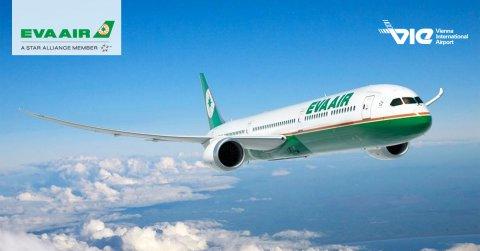 Informácie o letoch EVA Air