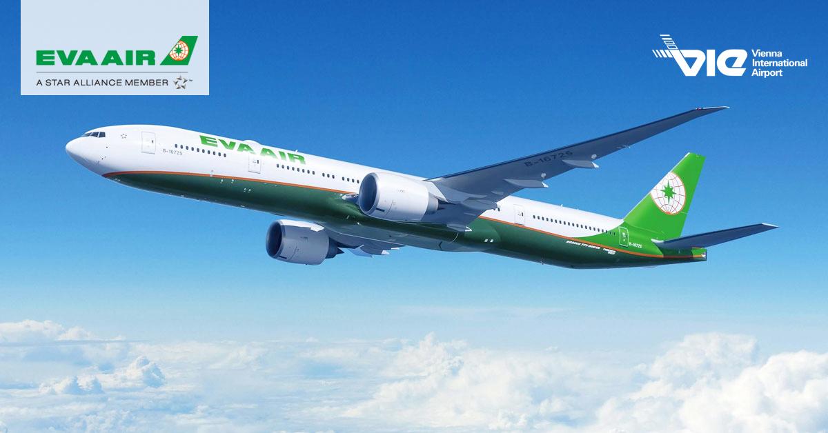 EVA Air sa umiestnila na 3. mieste v rebríčku najbezpečnejších leteckých spoločností roku 2020