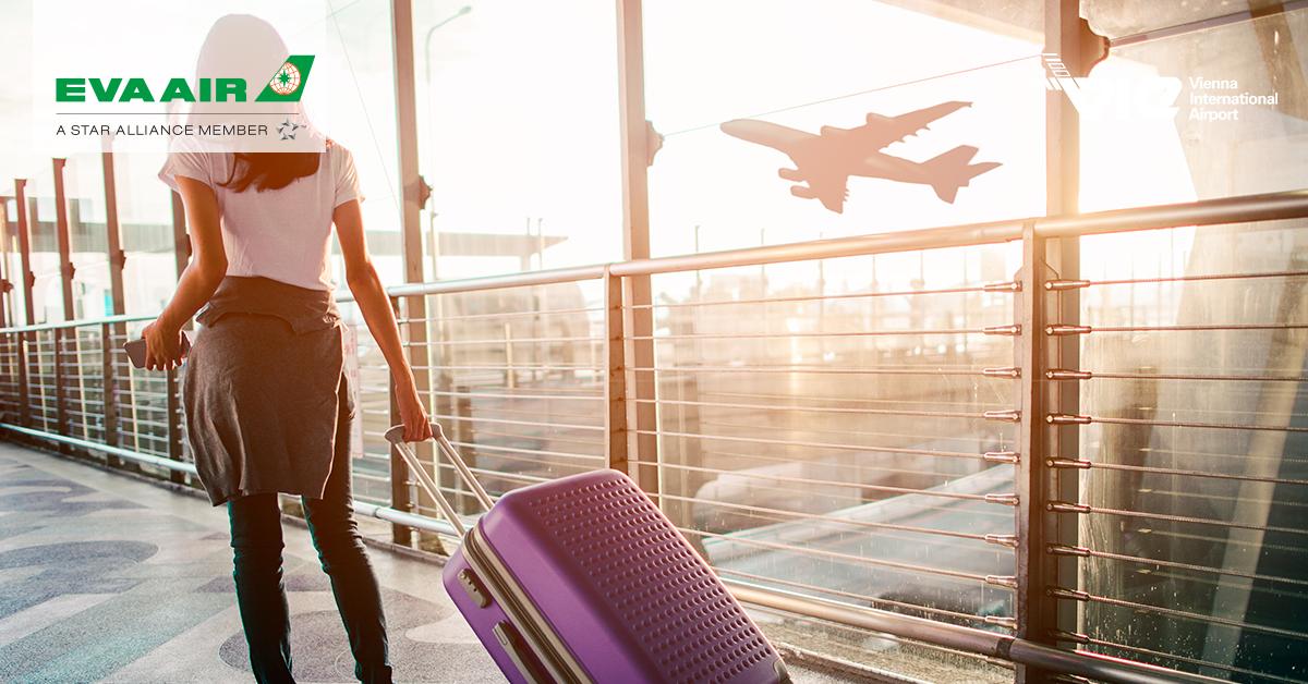 Zmena letov na letisku Viedeň a nové predpisy letiska Taipei