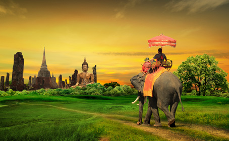 Last minute letenky do Thajska