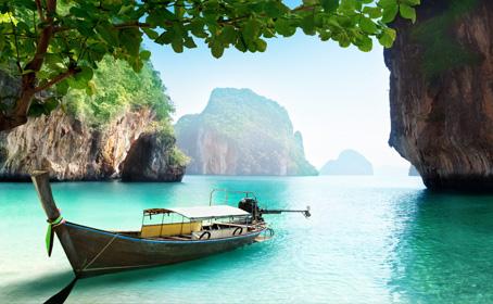 Akciové letenky do Bangkoku a na Koh Samui