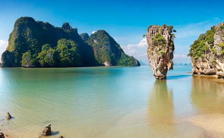 Akciové letenky do Bangkoku a na Phuket