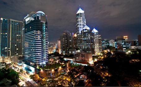 Akciová letenka Bangkok