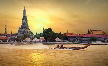 Akciové letenky Thajsko Vianoce