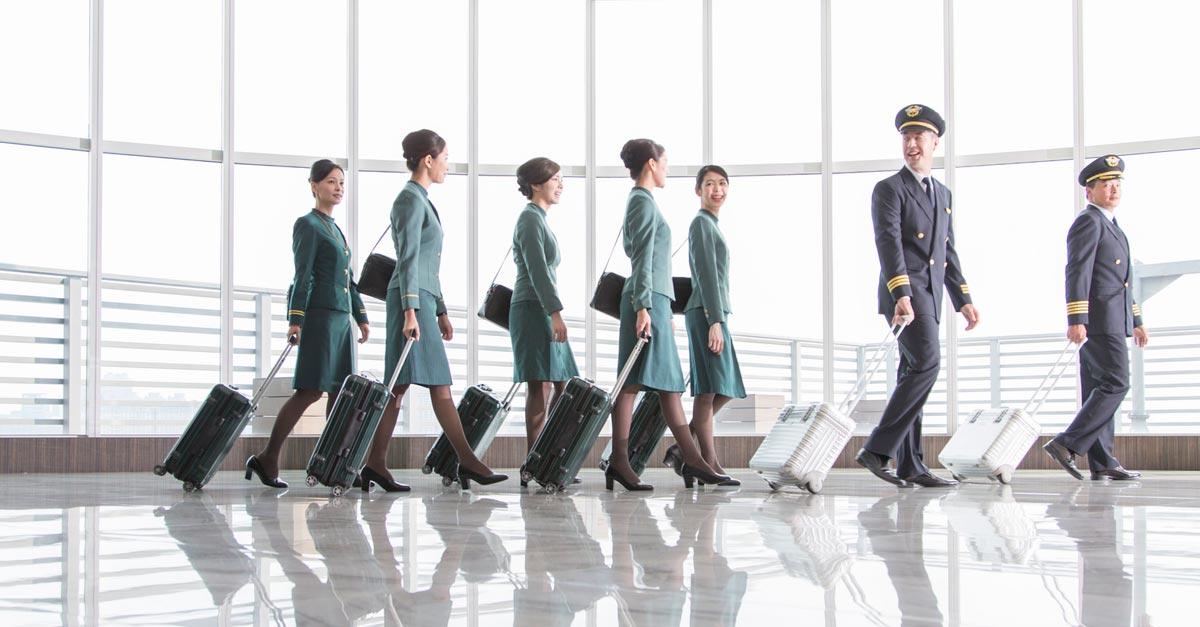 Odlety EVA Air každý utorok