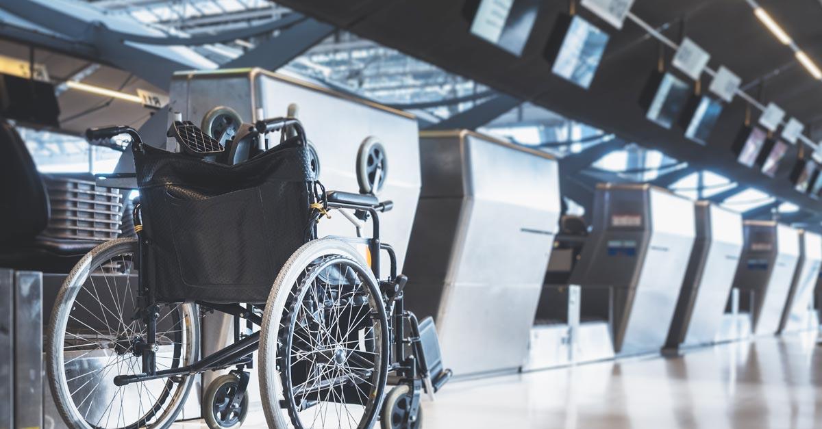 Cestujúci s obmedzenou mobilitou
